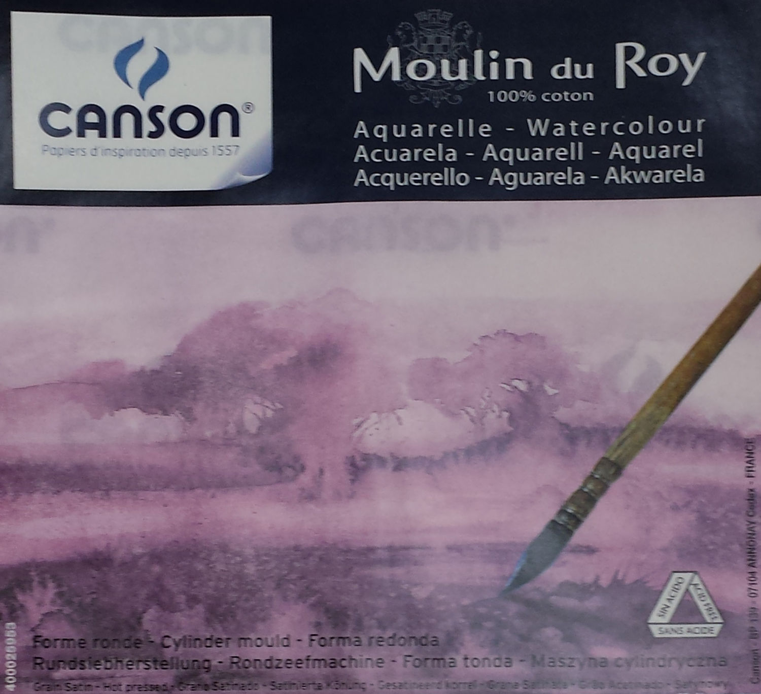 water color papers art supplies finland