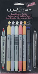 Copic Pastels