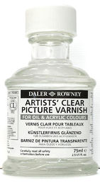 Clear Picture Varnish