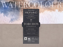 Fabriano Studio Torchon Watercolor Paper Extra Rough