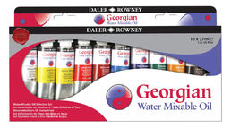 Georgian Water Mixable Oil 10x37ml