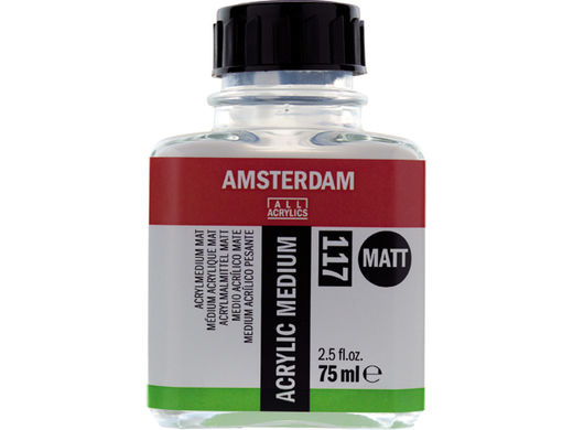 Amsterdam Acrylic Medium Matt 117