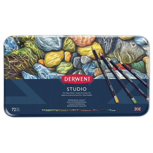 Derwent Studio Pencils