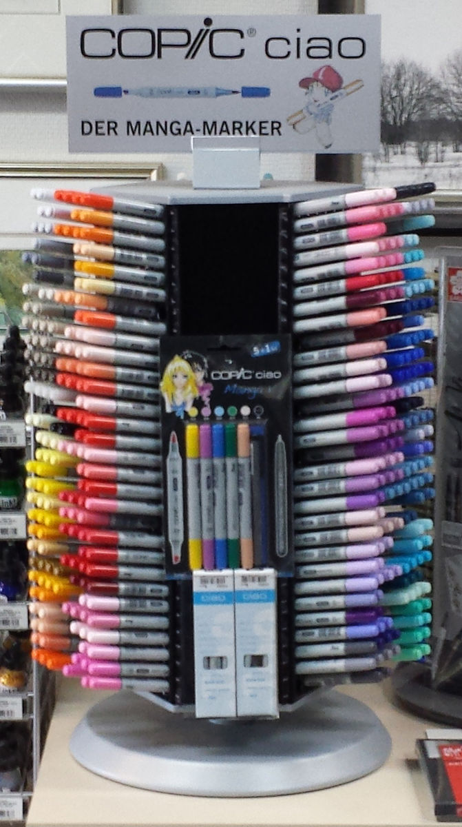 Copic Markers Art Supplies Finland