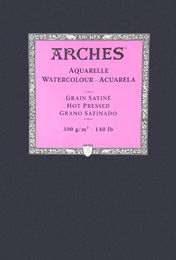 Arches Watercolour Paper Hot Pressed