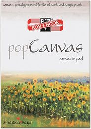 Koh-i-Noor pop Canvas Pad