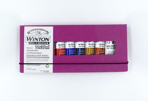Winton Oil Colours 10x37ml