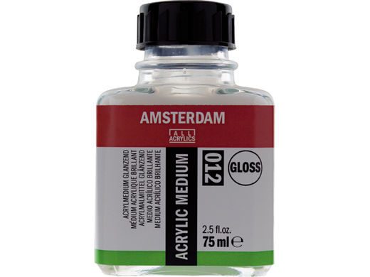 Amsterdam Acrylic Medium Gloss 012