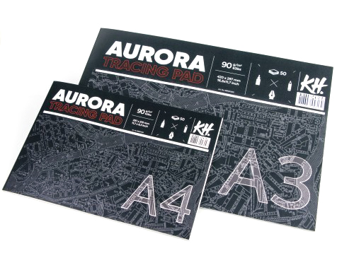 Aurora Tracing Pad