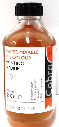 Talens Cobra Painting Medium 250ml