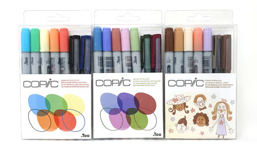Copic Doodle Kit