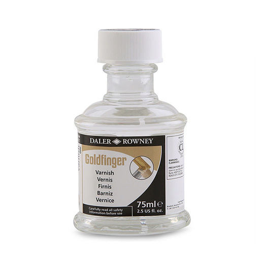 Daler-Rowney Goldfinger Varnish