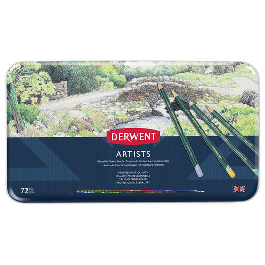 Derwent Artists Pencils