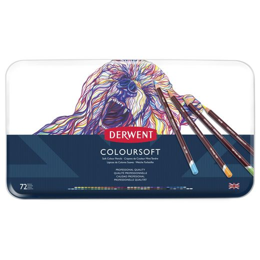 Derwent Coloursoft