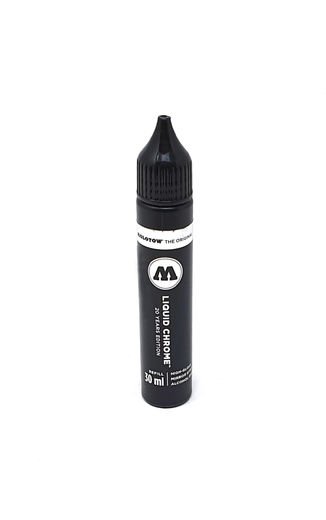 Liquid Chrome refill 30ml