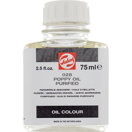 Poppy Oil Purified Talens