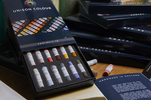 Unison Colour Soft Pastels