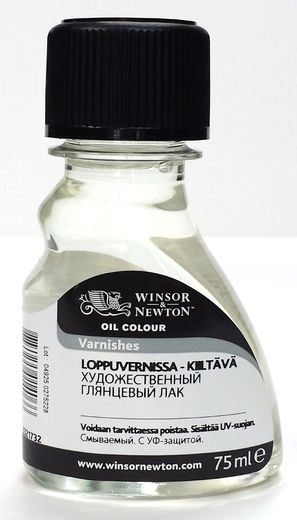 Winsor & Newton Gloss Varnish