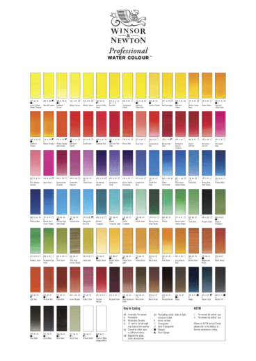 Winsor & Newton Water Colour