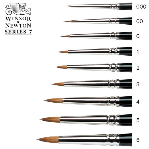 Winsor & Newton Miniature Brush