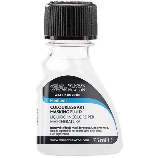 Winsor & Newton Colourless Art Masking Fluid